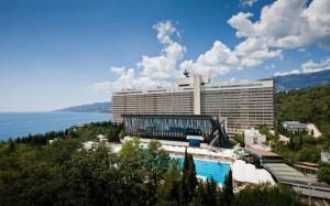 Отель «Ялта-Интурист» отказался от сотрудничества с Booking.com