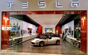 Tesla покажет «Бюджетный» электрокар MODEL 3 в 2016 году