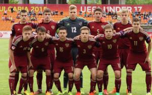 Футболисты юношеской сборной России проиграли чехам в финале турнира памяти Ежека