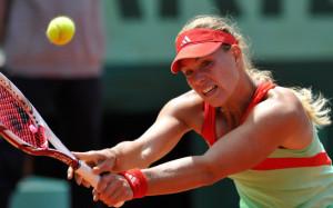 Теннисистка Ангелика Кербер поднялась на седьмое место в рейтинге WTA