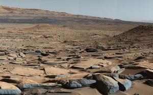 Curiosity обнаружил на Марсе речную гальку