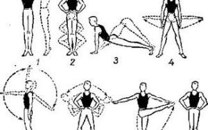 Утренняя гимнастика для снижения веса