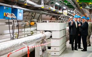 В России создадут «коллайдер будущего»