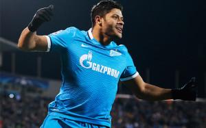 Халк назван лучшим футболистом России в 2015 году