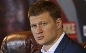 Поветкин заявил, что не собирается завершать карьеру из-за мельдония