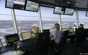 Во Франции — очередная забастовка авиадиспетчеров