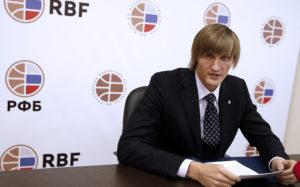 Кириленко: РФБ дисквалифицирует четыре клуба, подавших заявку на участие в Кубке Европы