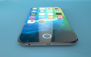 Apple запатентовала круглый дисплей для  iPhone