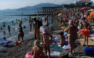 Бесплатный Wi-Fi — на пляжах Сочи