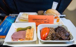 «Аэрофлот» предлагает пассажирам азиатскую еду