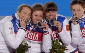 СМИ назвали имена отстраненных за допинг российских биатлонисток