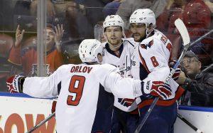 Овечкин, Кузнецов и Орлов набрали очки в победном для «Вашингтона» матче с «Сент-Луисом»