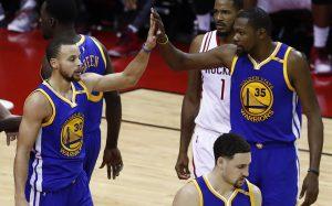 «Голден Стэйт» получил наибольшее представительство на Матче звезд НБА