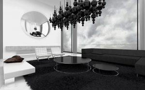 Лучшие современные направления в дизайне  домов и квартир.