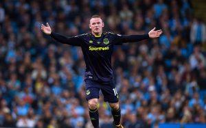 «Манчестер Сити» сыграл вничью с «Эвертоном» в матче чемпионата Англии по футболу