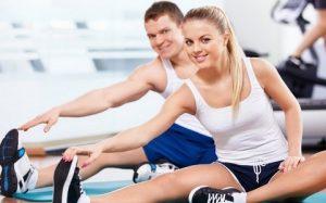 Тренировки со своим весом и ее польза