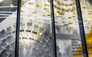 Создание привлекательных рекламных материалов для оформления витрин и товаров
