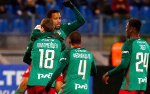 «Локомотив» увеличил отрыв от «Зенита» перед перерывом в чемпионате