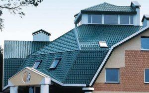 Чтобы крыша не уехала, или как выбрать металлочерепицу