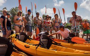 Как научиться дайвингу и сапсерфингу за один день фестиваля в Крыму
