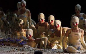 Опера «Макбет» в постановке Камы Гинкаса появилась в репертуаре театра Станиславского