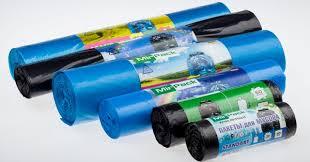 Закупка полиэтиленовых пакетов для мусора оптом