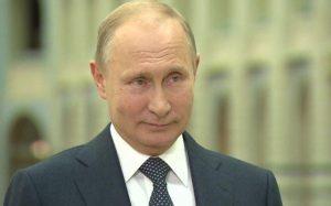 Песков рассказал реакцию Путина на победу сборной