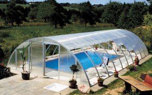 Павильоны для бассейнов от компании Аquacomplex