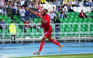 «Уфа» одержала первую в истории победу в еврокубках