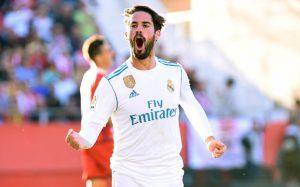 «Реал» подтвердил, что Иско пропустит матч с «Барселоной» из-за аппендицита
