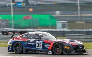 Российские автогонщики — вторые в зачёте GT Sprint