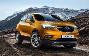 Автомобиль Opel Mokka x