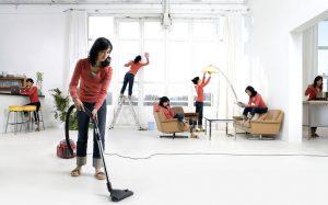 Генеральная уборка квартиры