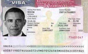 С нового года стоимость американской визы увеличится