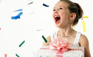 Что подарить ребенку на день рождения