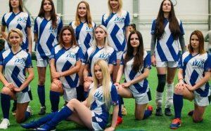 Наша женская команда впервые сыграет в финале лиги