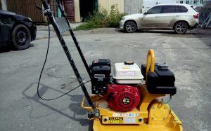Прокат виброплиты и прочего оборудования для строительства в «Мастер Проката»