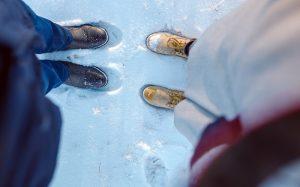 Как не мерзнуть в ногах зимой