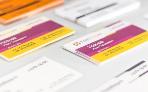 Визитные карточки в Киеве – оперативно и качественно