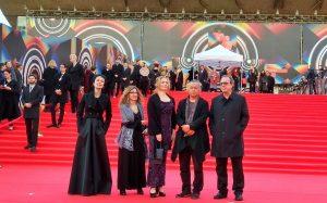 Открылся 41-й Московский Международный кинофестиваль