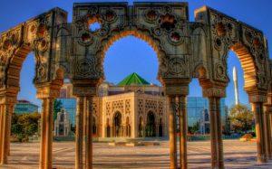 Экзотический Марокко