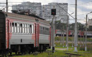 Названа причина сбоя движения на железной дороге под Москвой