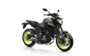 Мотоцикл MT-09 от Yamaha