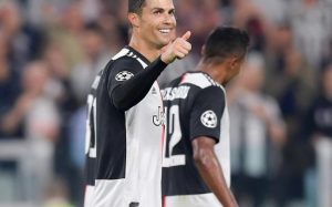 Роналду забил «Байеру» и обновил сразу четыре рекорда Лиги чемпионов