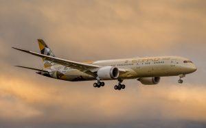 Etihad Airways увеличит число рейсов из Москвы в Абу-Даби в два раза