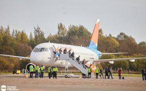 Псковские власти планируют запустить авиарейсы в Ригу и Прагу