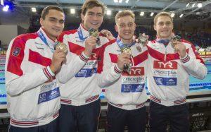 Сборная России выиграла общекомандный зачет на ЧЕ по плаванию