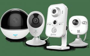 Ezviz видеоаналитика для безопасности