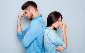 Основные факторы риска расторжения брака
