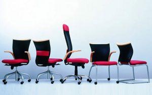 Офисные стулья: виды и правила выбора